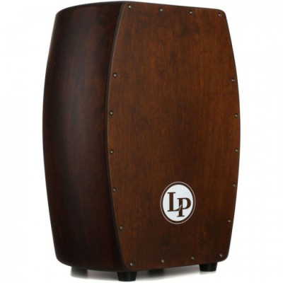 LP LATIN PERCUSSION M1406M - CAJON STAVE TUMBA MAHOGANY STAIN