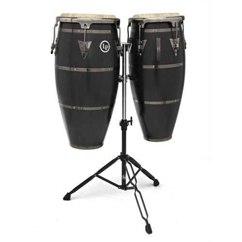 LP LATIN PERCUSSION LPH646-SBB - CONGAS HIGHLINE 10