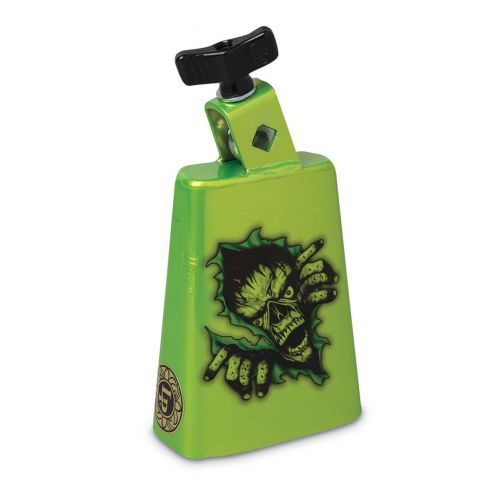 LP LATIN PERCUSSION LP204C-ZMG - COLLECT-A-BELLS ZOMBIE GREEN 5