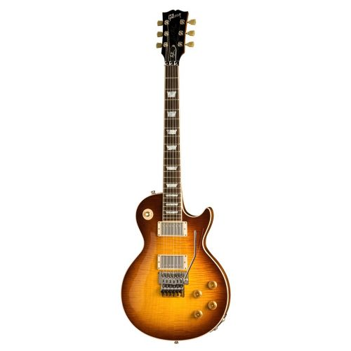 GIBSON LES PAUL ALEX LIFESON AXCESS VICEROY BROWN