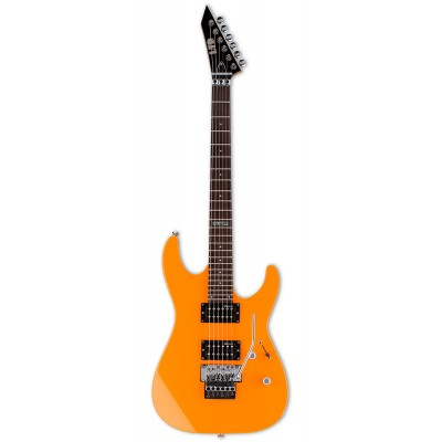 LTD NOR M-50 FLOYD ROSE NEON ORANGE