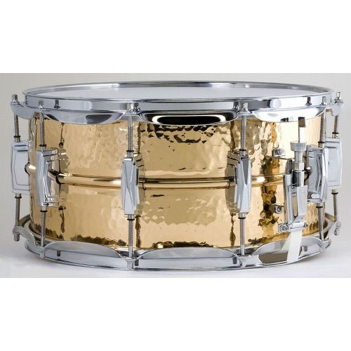 LUDWIG BRONZE PHONIC HAMMERED 14