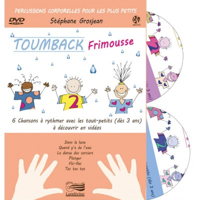TOUMBACK GROSJEAN S. - TOUMBACK FRIMOUSSE + DVD