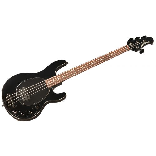 MUSIC MAN STINGRAY 4 H RN STEALTH