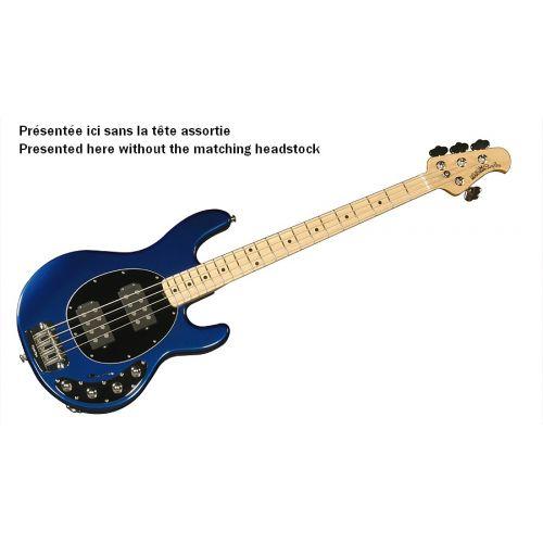 MUSIC MAN STINGRAY 2 MN BLUE PEARL + MATCHING HEADSTOCK