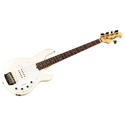 MUSIC MAN STINGRAY 5 H MN WHITE