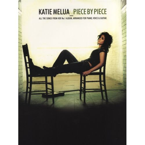 FABER MUSIC MELUA KATIE - PIECE BY PIECE - PVG