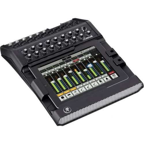 MACKIE 16 CHANELS MIXING DESK FOR IPAD