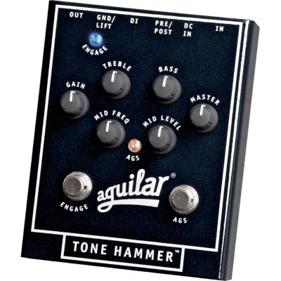AGUILAR ANALOGICAL BASS EFFECTS TONE HAMMER