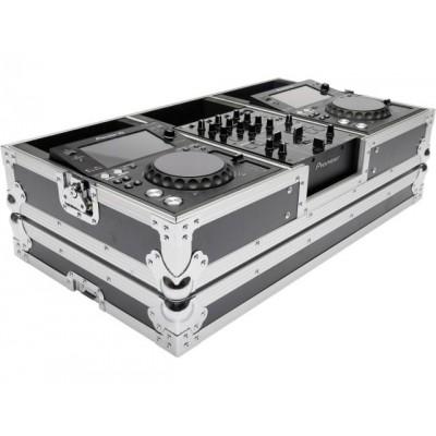 MAGMA CDJ CONTROLLER WORKSTATION XDJ-700 DJM-350 BLACK/SILVER