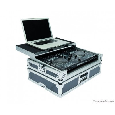 MAGMA CDJ CONTROLLER WORKSTATION MC-4000 BLACK/SILVER
