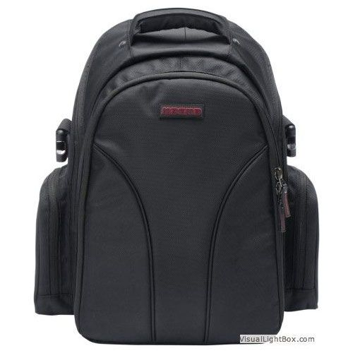 MAGMA DIGI BACKPACK BLACK/RED