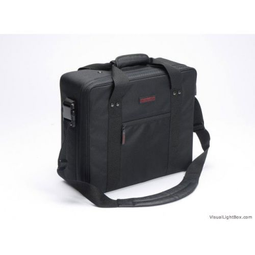 MAGMA DIGI CDJ MIXER BAG BLACK/RED