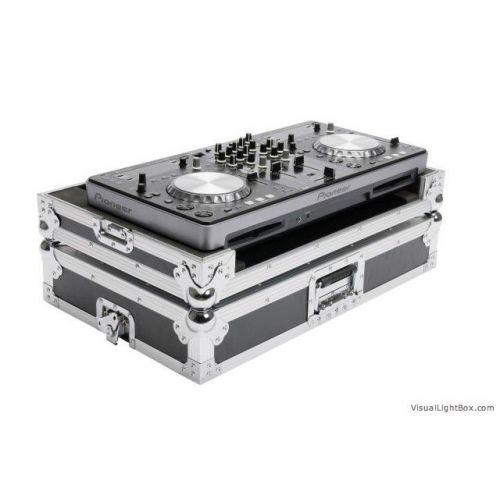 MAGMA DJ CONTROLLER CASE XDJ R1 BLACK/SILVER