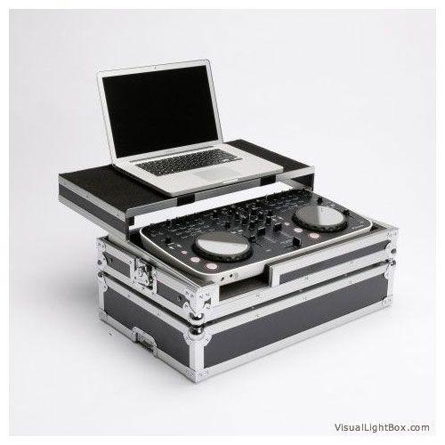 MAGMA DJ CONTROLLER WORKSTATION ERGO BLACK/SILVER