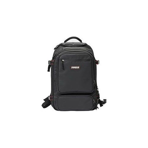 MAGMA RIOT DJ BACKPACK BLACK/RED