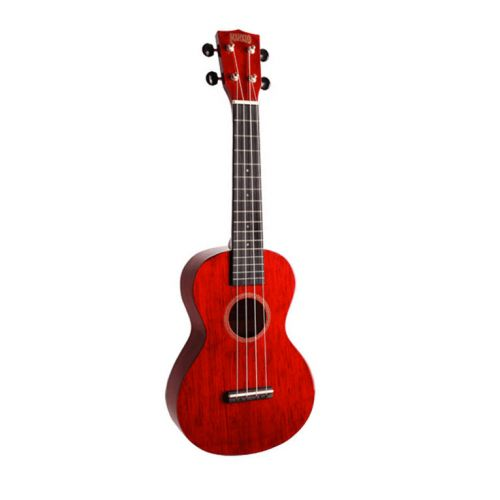 MAHALO MH2-TWR CONCERT UKULELE HANO 2 TRANS RED