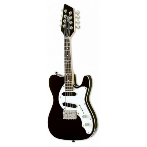 EASTWOOD GUITARS MANDOCASTER BLACK