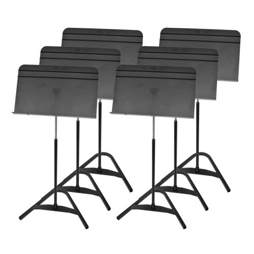 MANHASSET STOCK-B PUPITRE HARMONY 81 - 6 PIECES