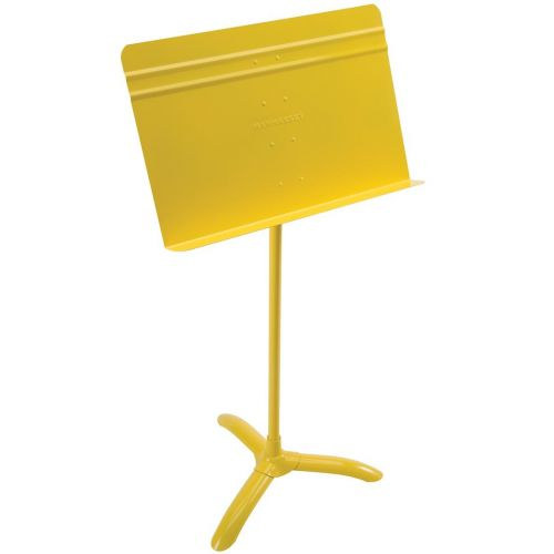 MANHASSET MUSIC STAND SYMPHONY YELLOW