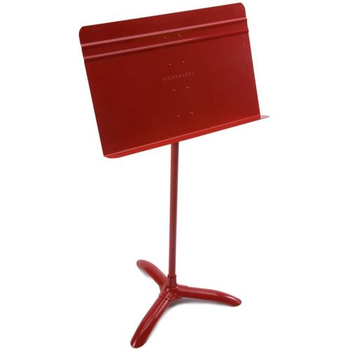 MANHASSET MUSIC STAND SYMPHONY RED
