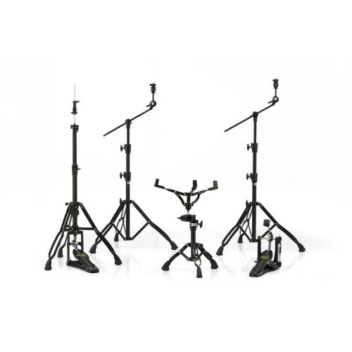 MAPEX HP8005EB - ARMORY - 800 HARDWARE PACK SINGLE PEDAL BLACK PLATED