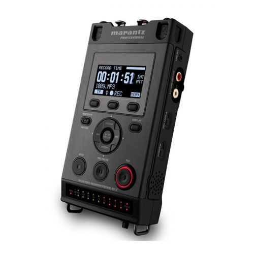 MARANTZ PMD661MK2 PROFESSIONAL DIGITAL AUDIO RECORDER
