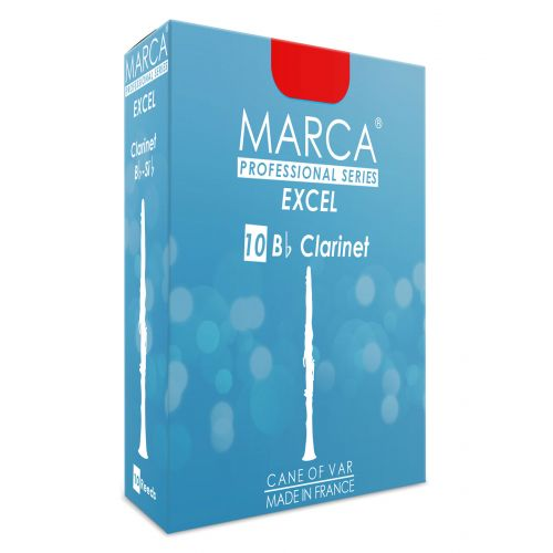 MARCA REEDS EXCEL BB CLARINET 3