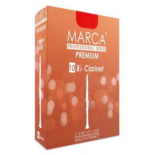 MARCA REEDS PREMIUM BB CLARINET 3