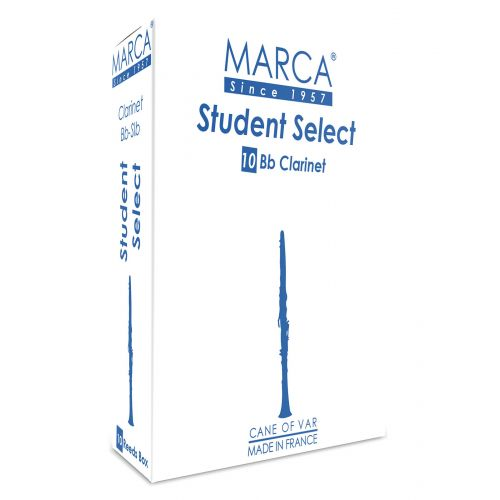 MARCA REEDS SUPERIEURE GERMAN CLARINET 2