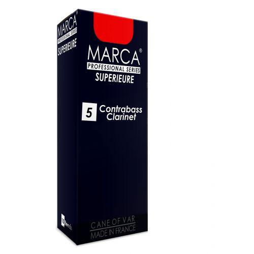 """MARCA BLÃ""""TTER SUPERIEURE CONTRABASS- KLARINETTE 2"""
