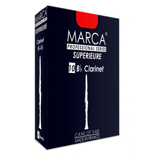 MARCA REEDS SUPERIEURE BB CLARINET 1.5