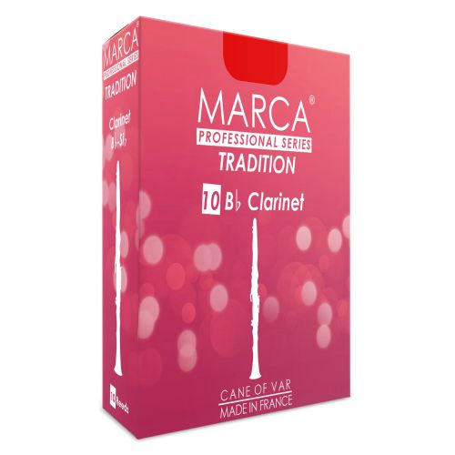 MARCA REEDS TRADITION BB CLARINET 4