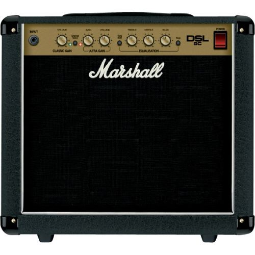 MARSHALL COMBO DSL 5 WATTS