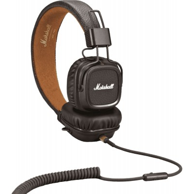 MARSHALL MAJOR HEADPHONES MKII BROWN