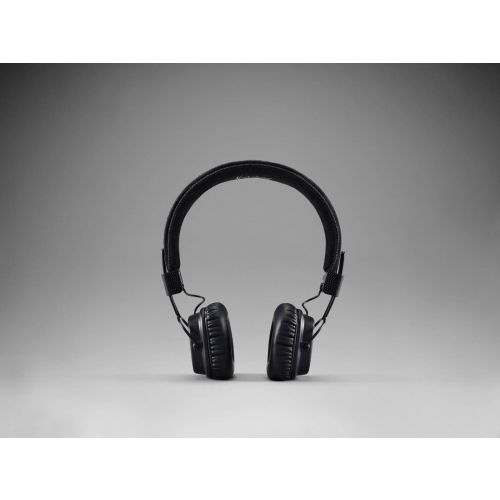 MARSHALL MAJOR HEADPHONES MKII PITCH BLACK