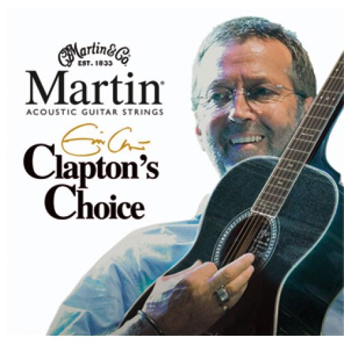 MARTIN GUITARS CLAPTON ACOUSTIC LIGHT 12 54