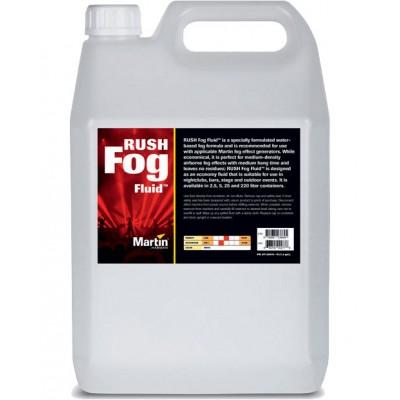 Fog liquid