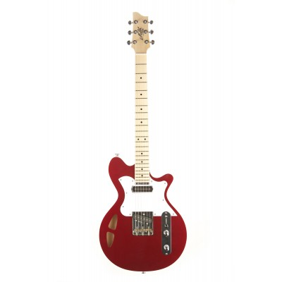 MATON MASTERSOUND MS T BYRD GHOST RED CANDY APPLE RED