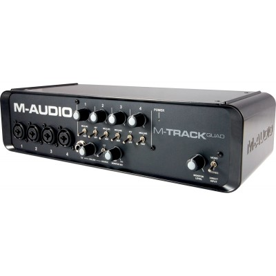 M-AUDIO MTRACKQUAD