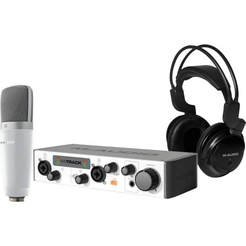 M-AUDIO PACK INTERFACE + MICRO + HEADPHONE