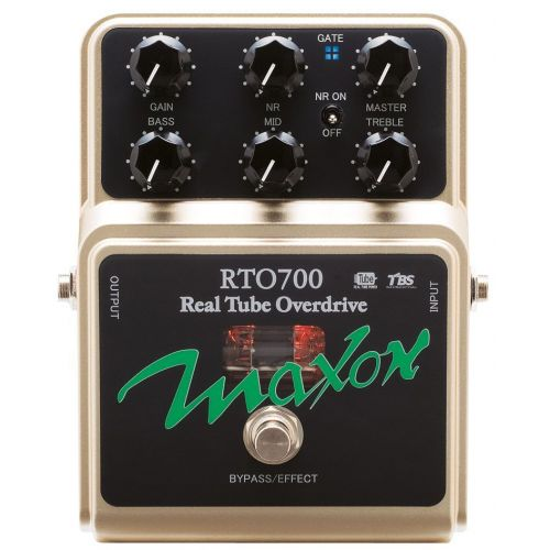 MAXON RTO700 REAL TUBE OVERDRIVE