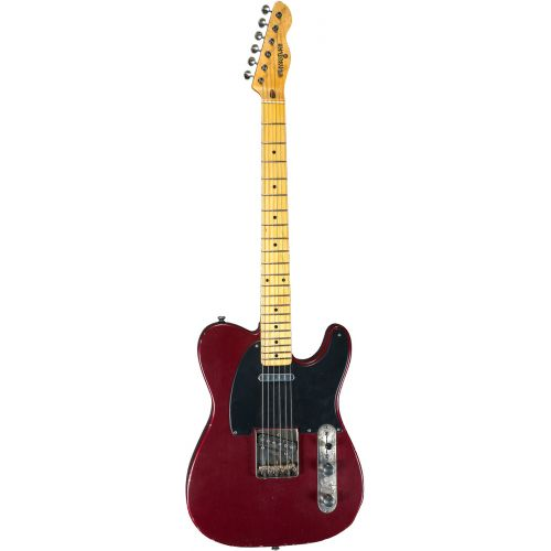 MAYBACH TELEMAN T54 WINERED METALLIC AGED