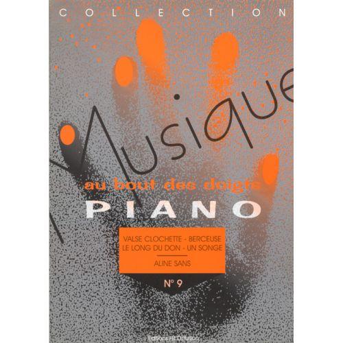 HIT DIFFUSION SANS ALINE - MUSIQUE AU BOUT DES DOIGTS - PIANO