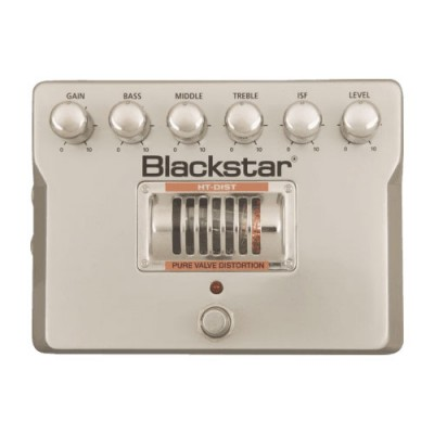 BLACKSTAR HTDIST STOMP RÄHREN DISTORTION