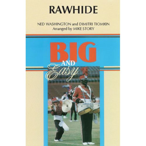 ALFRED PUBLISHING STORY MICHAEL - RAWHIDE - SCORE AND PARTS