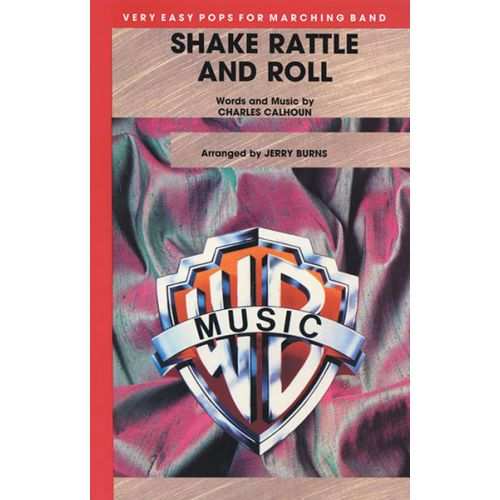 ALFRED PUBLISHING CALHOUN C. - SHAKE, RATTLE AND ROLL - SCORE AND PARTS