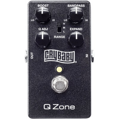 DUNLOP CRYBABY STANDARD Q ZONE FIXED WAH
