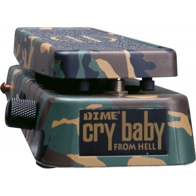 DUNLOP DB01 CRY BABY DIMEBAG SIGNATURE