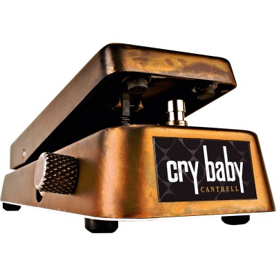 DUNLOP JC95 CRY BABY SIGNATURE JERRY CANTRELL